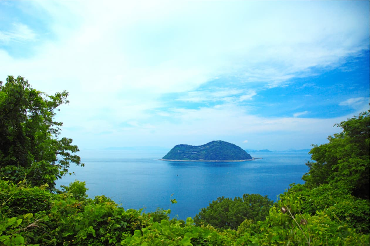 Attractive islands near Matsuyama!Leisurely, actively, at will.Spend island time in the Kutsuna Islands.