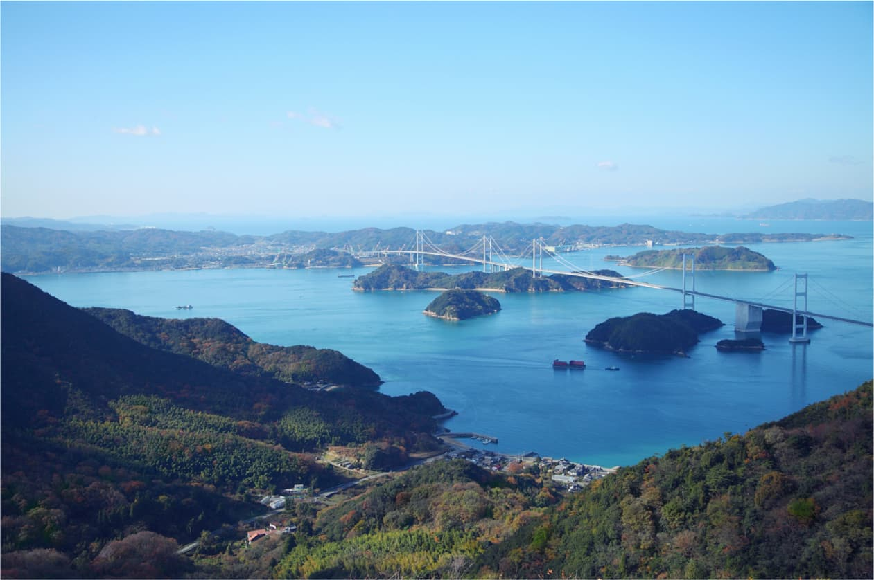 Touring Around Setouchi & Matsuyama