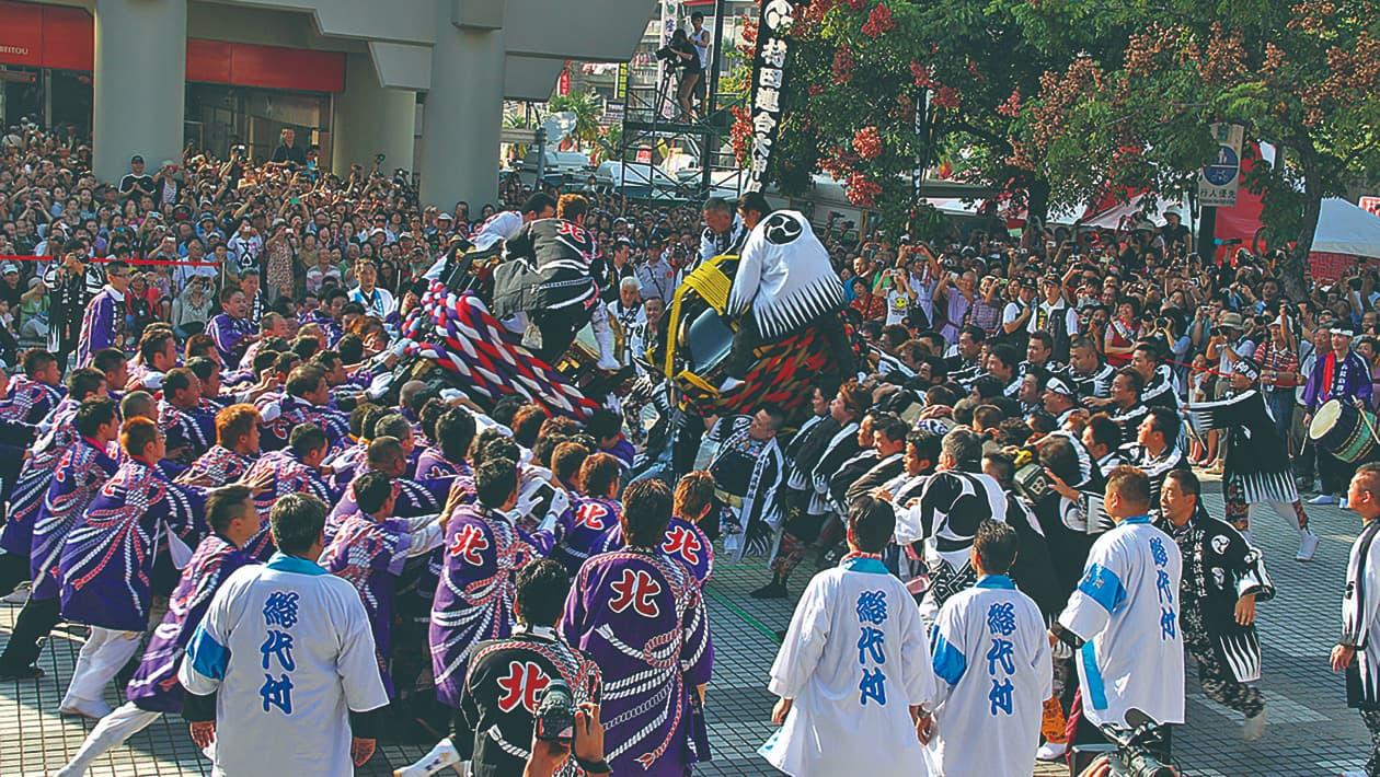 Matsuyama Autumn Festival