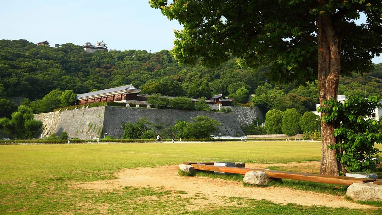 Shiroyama Park