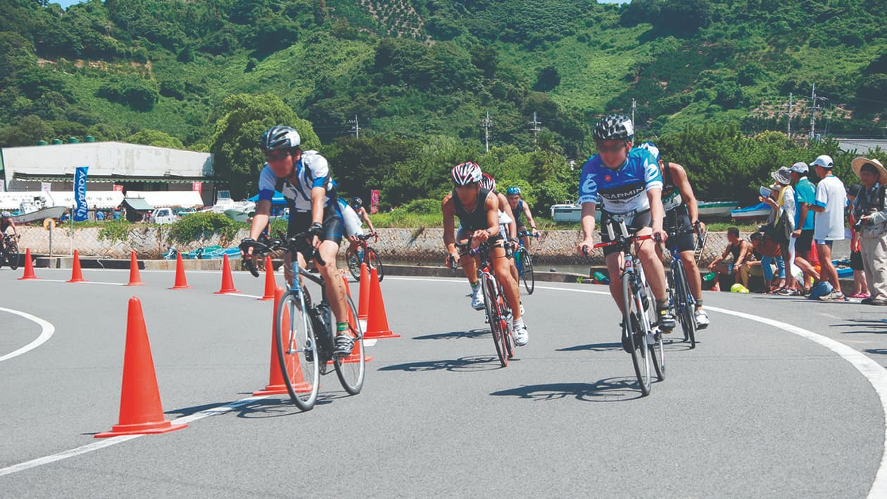 Triathlon Nakajima Tournament