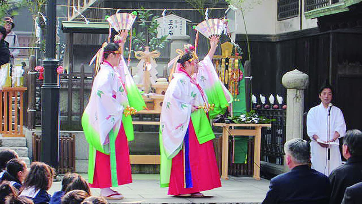 Matsuyama Spring Festival (Dōgo Onsen Festival)