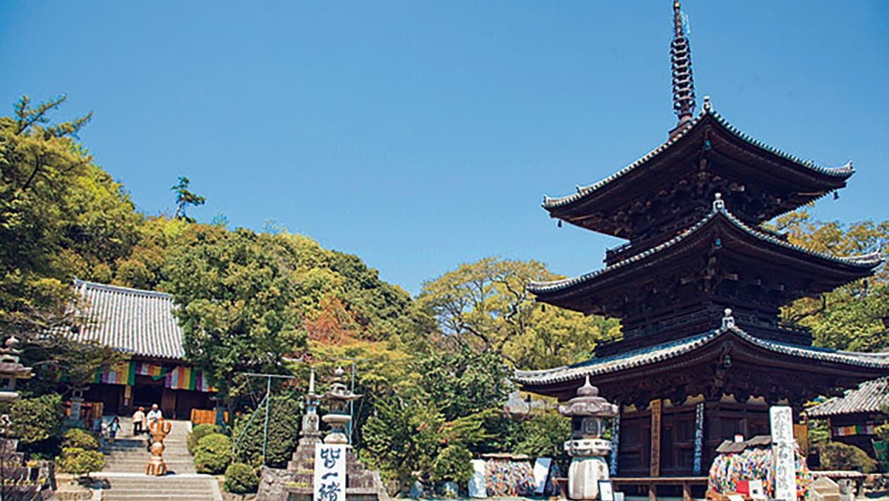 Ishite-ji Temple No.51