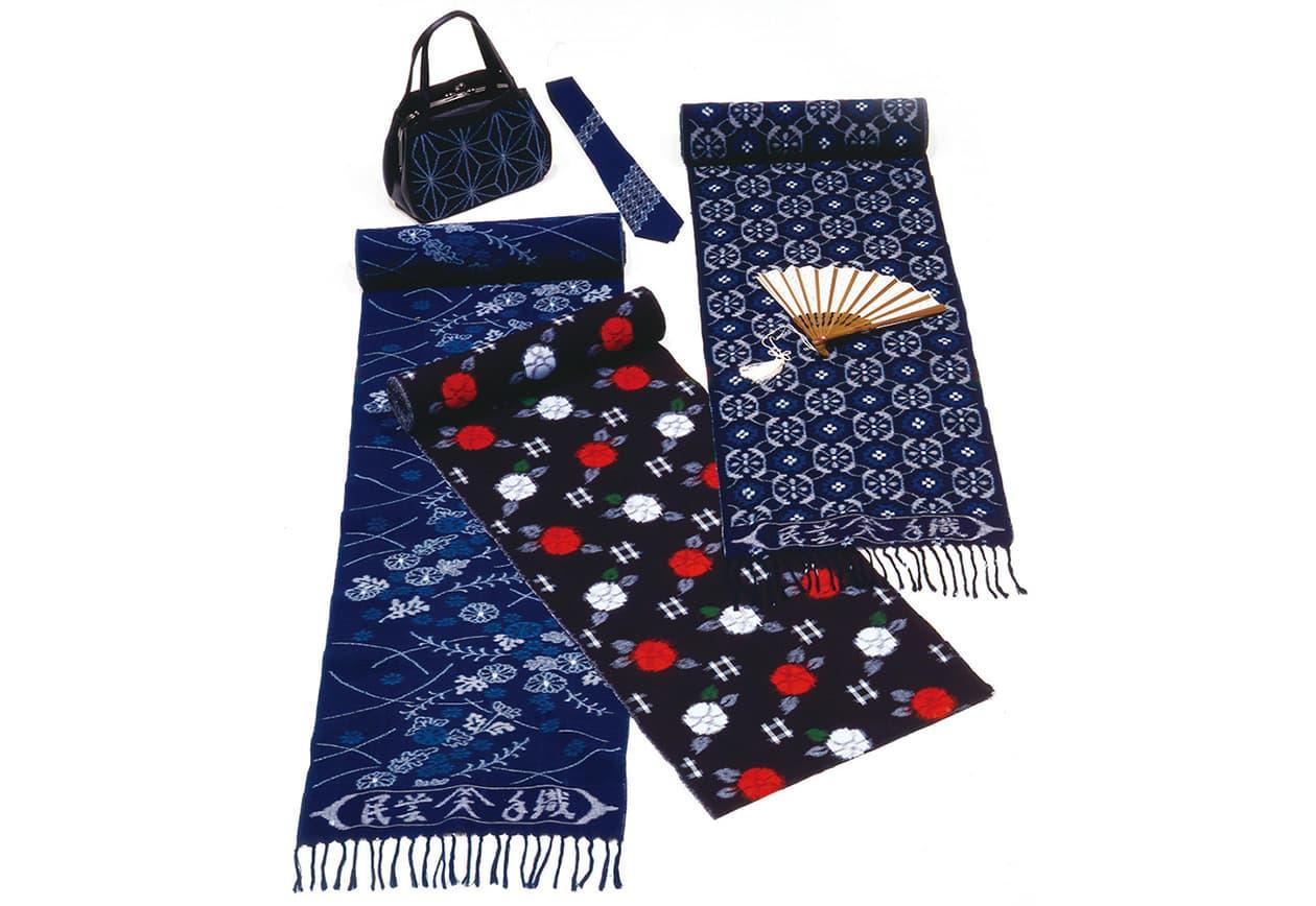 Iyo Kasuri Fabric