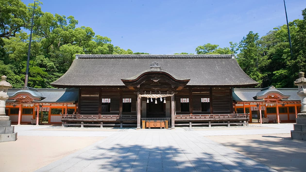Ōyamazumi Shrine