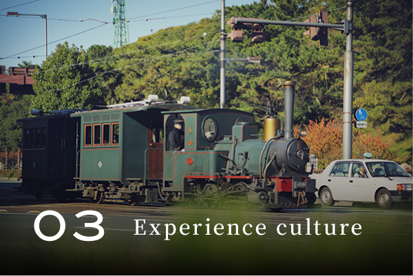 Experience culture