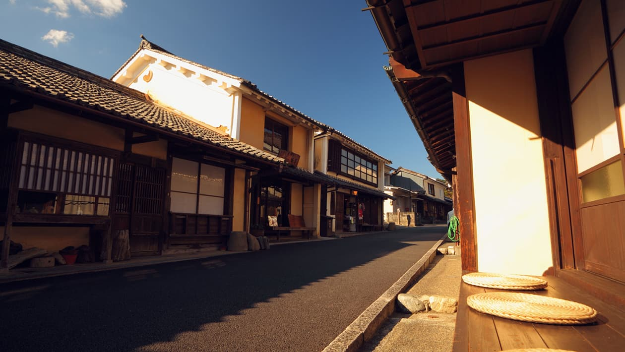 Old Streets of Yōkaichi and Gokoku