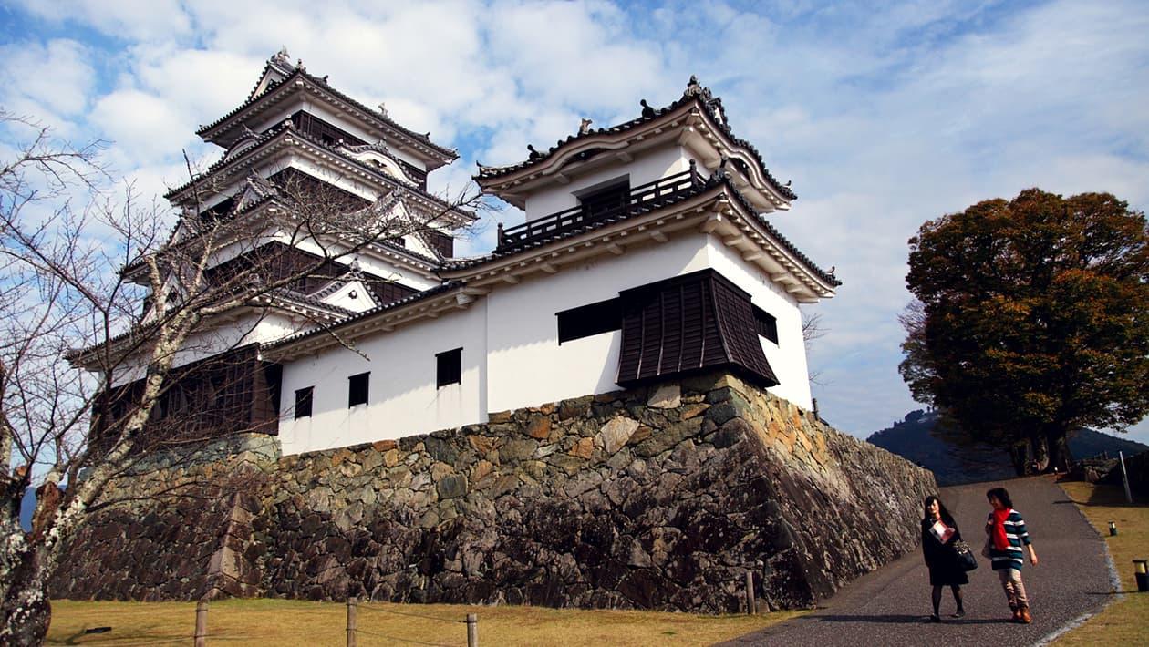 Ōzu Castle