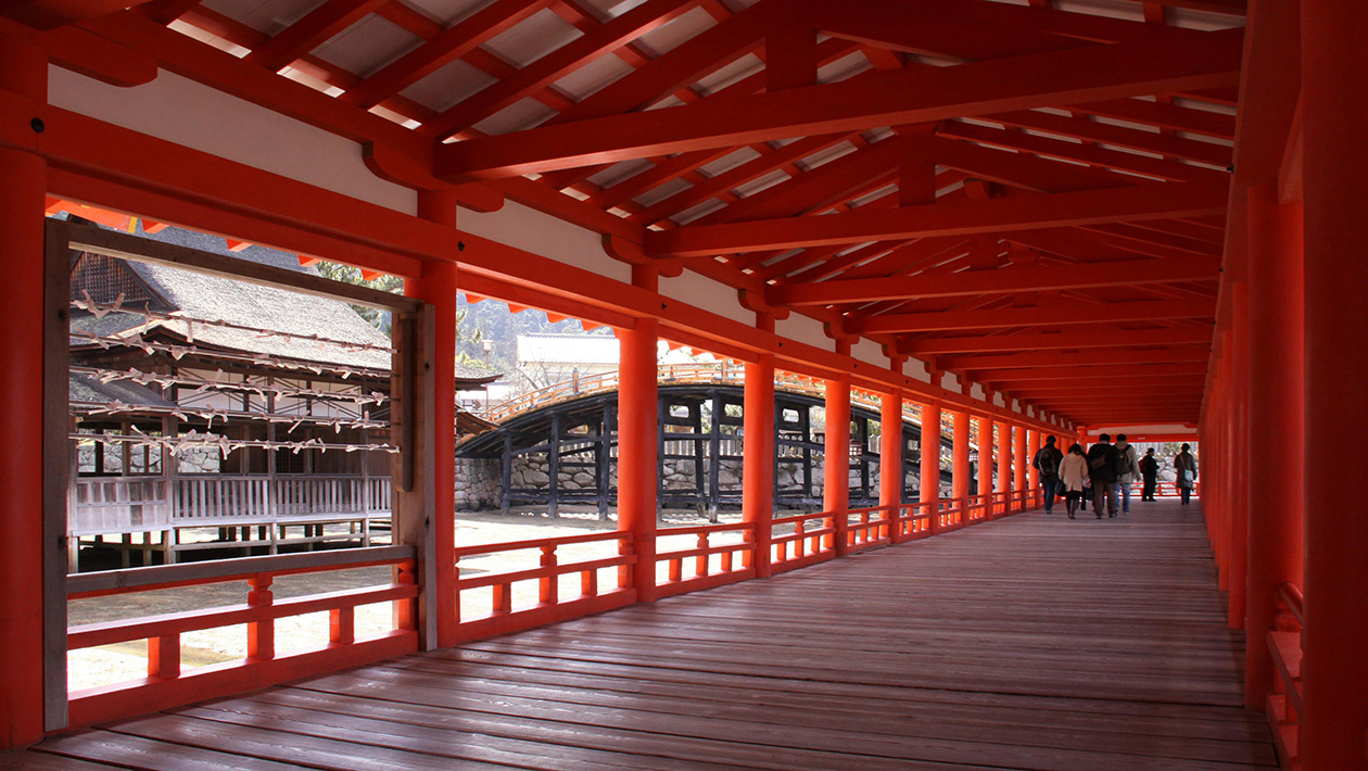 Miyajima (Itsukushima Shrine)