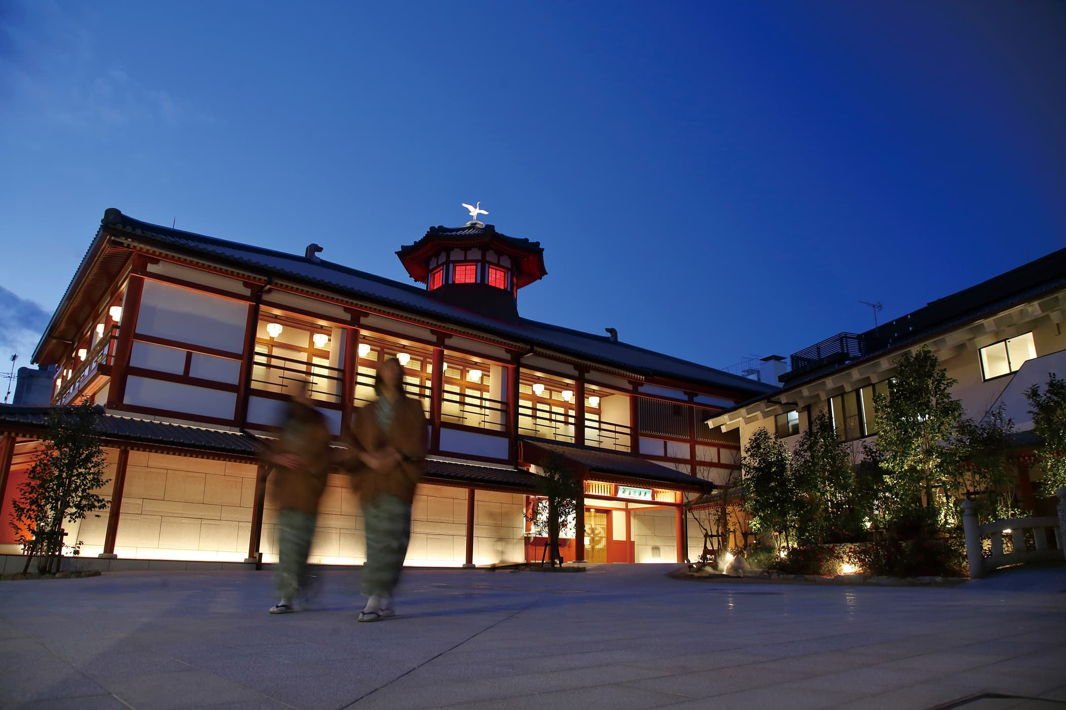 Dōgo Onsen Annex Asuka-no-Yu
