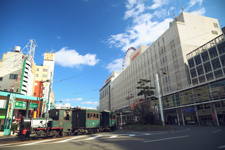 Botchan Train