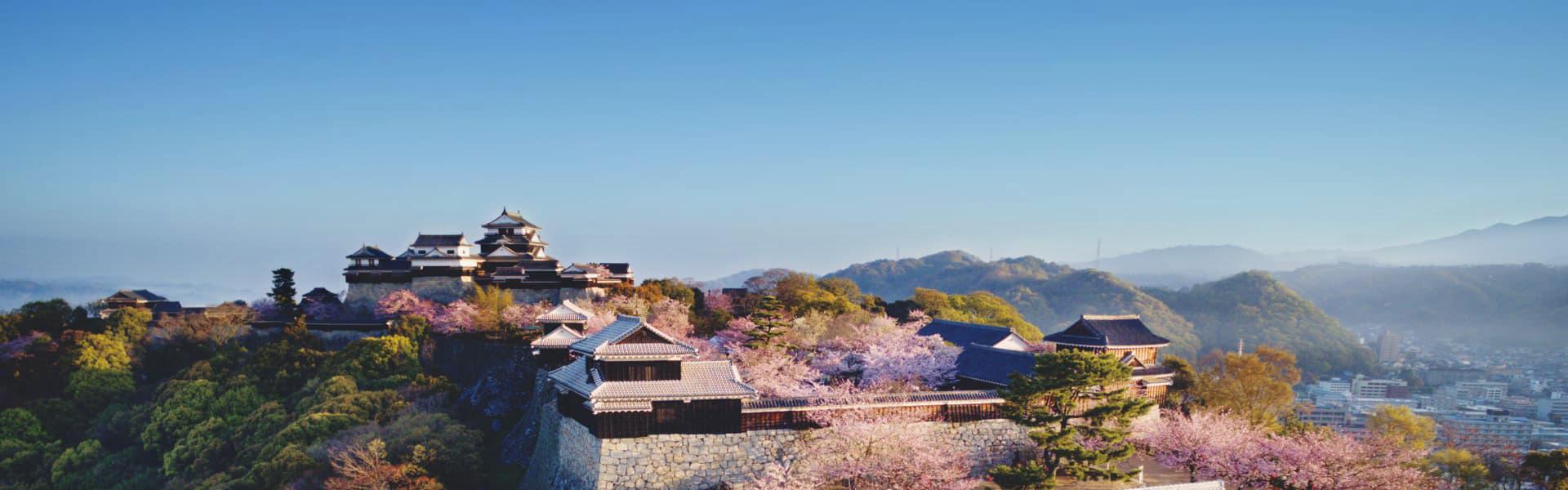 About Matsuyama City