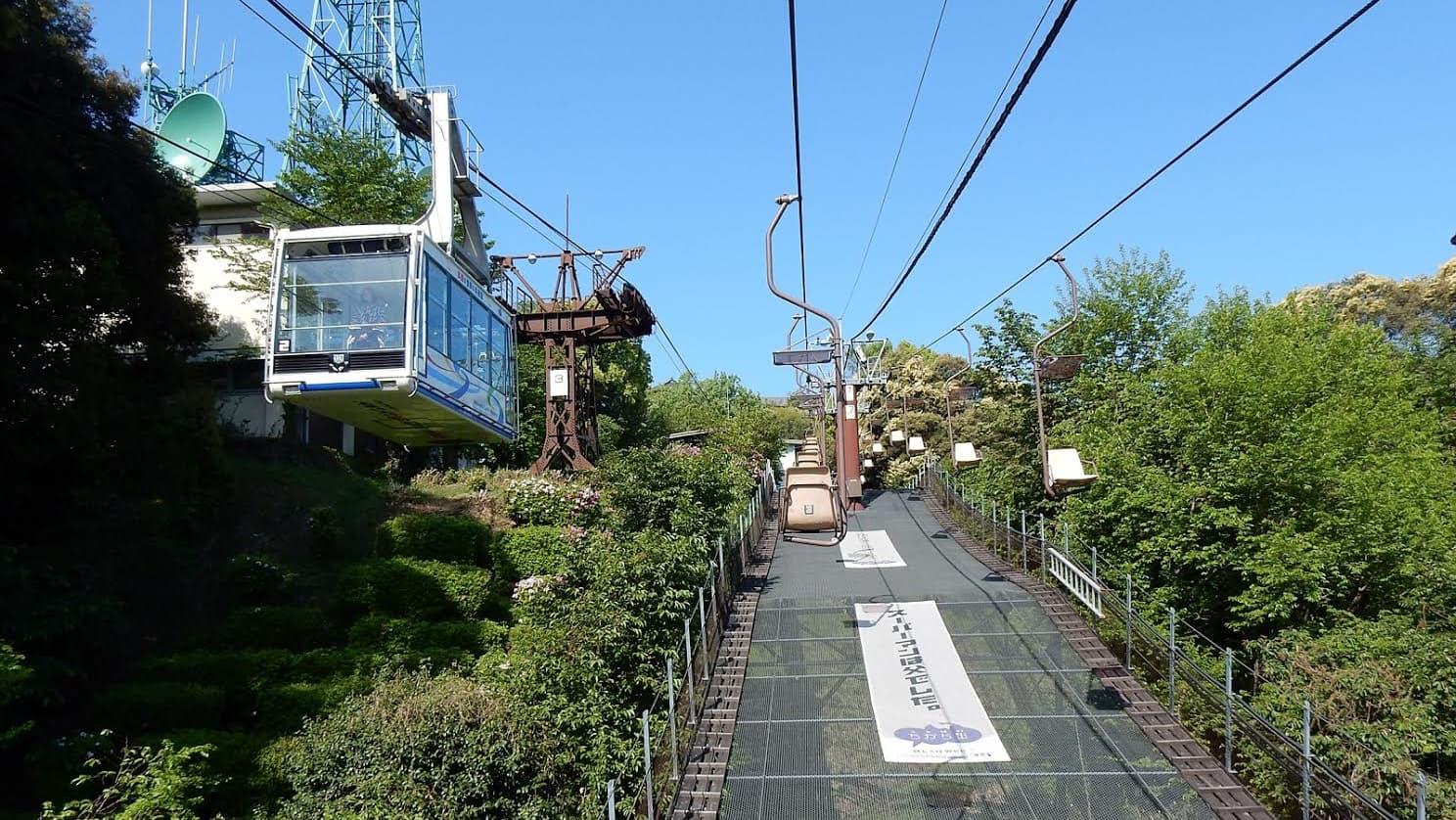 Matsuyama Castle Ropeway