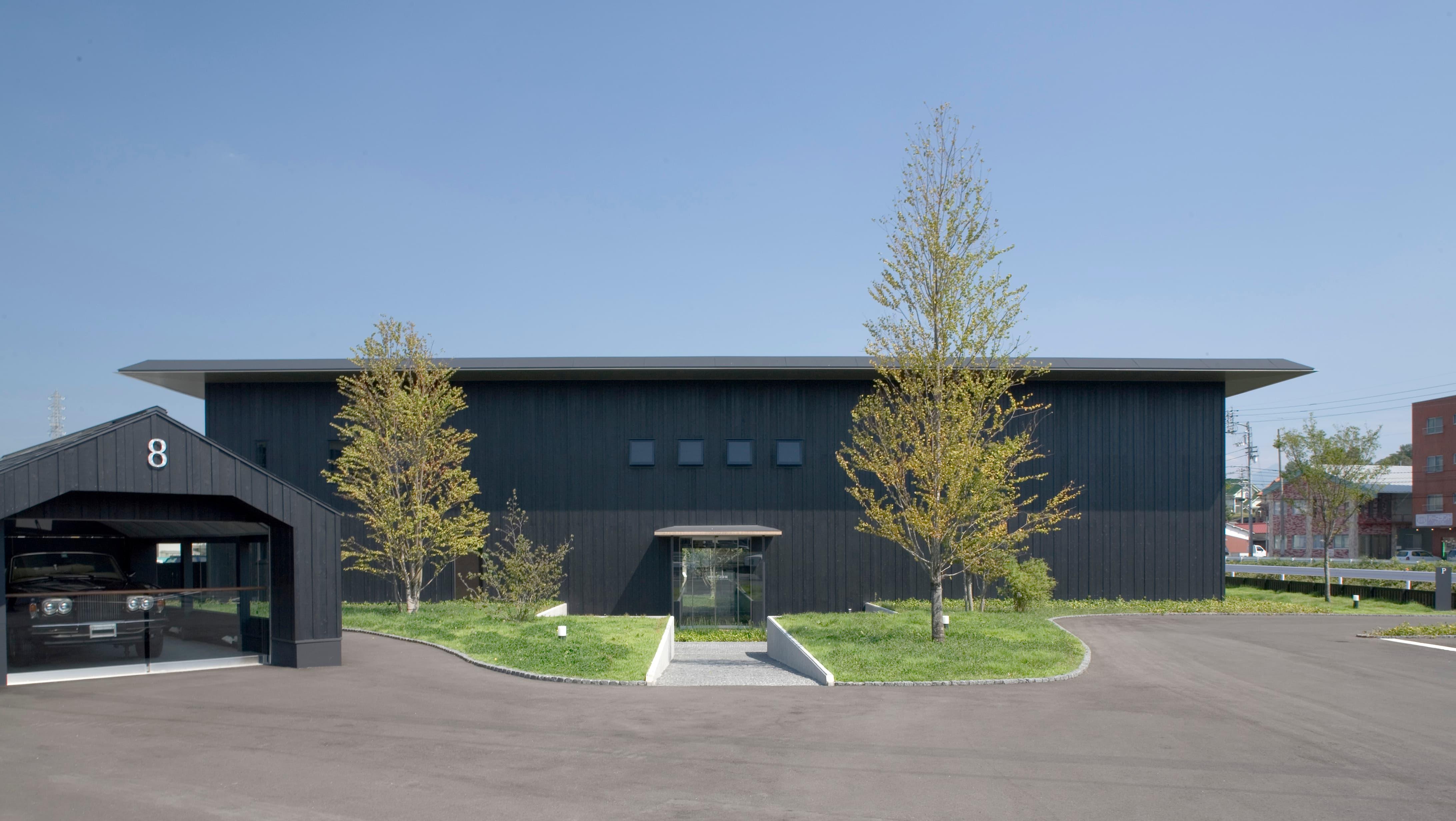 Juzo Itami Museum