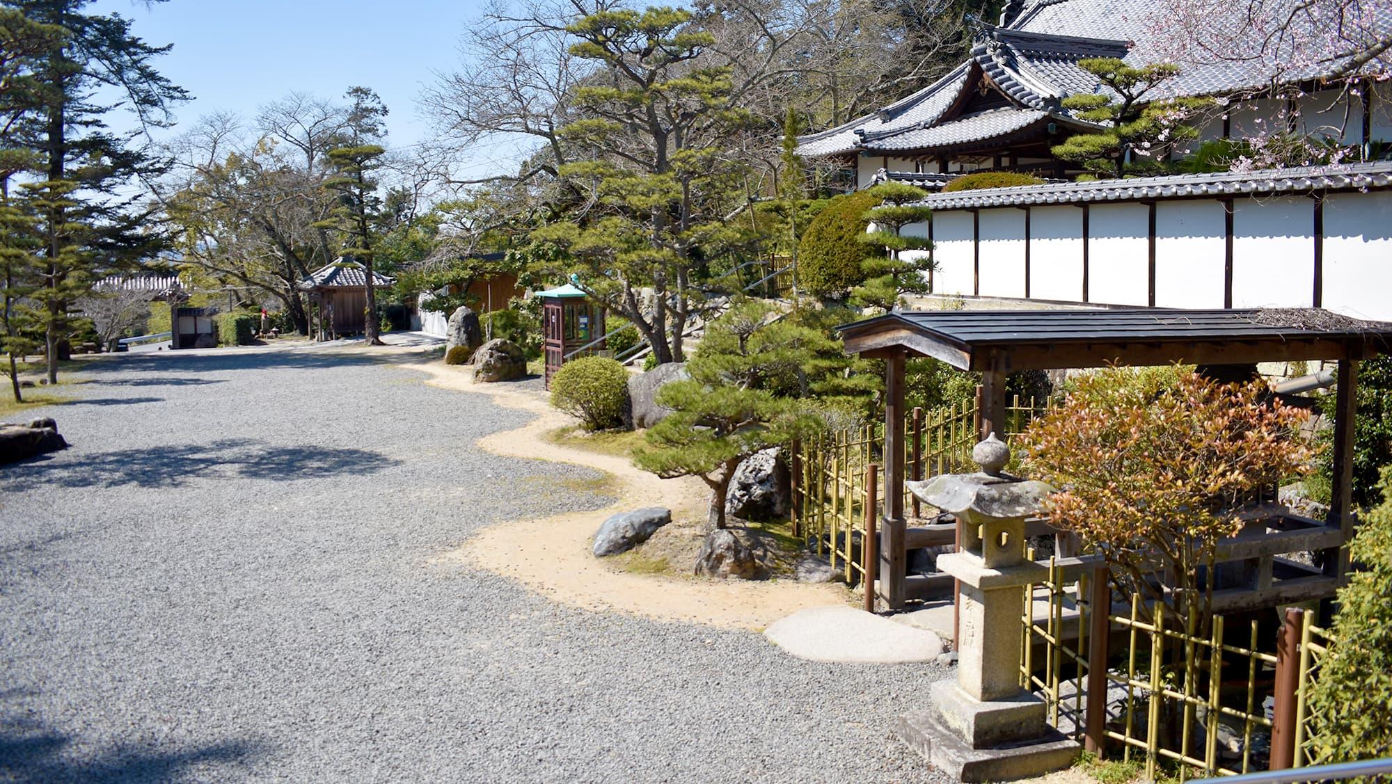 Hanta-ji Temple