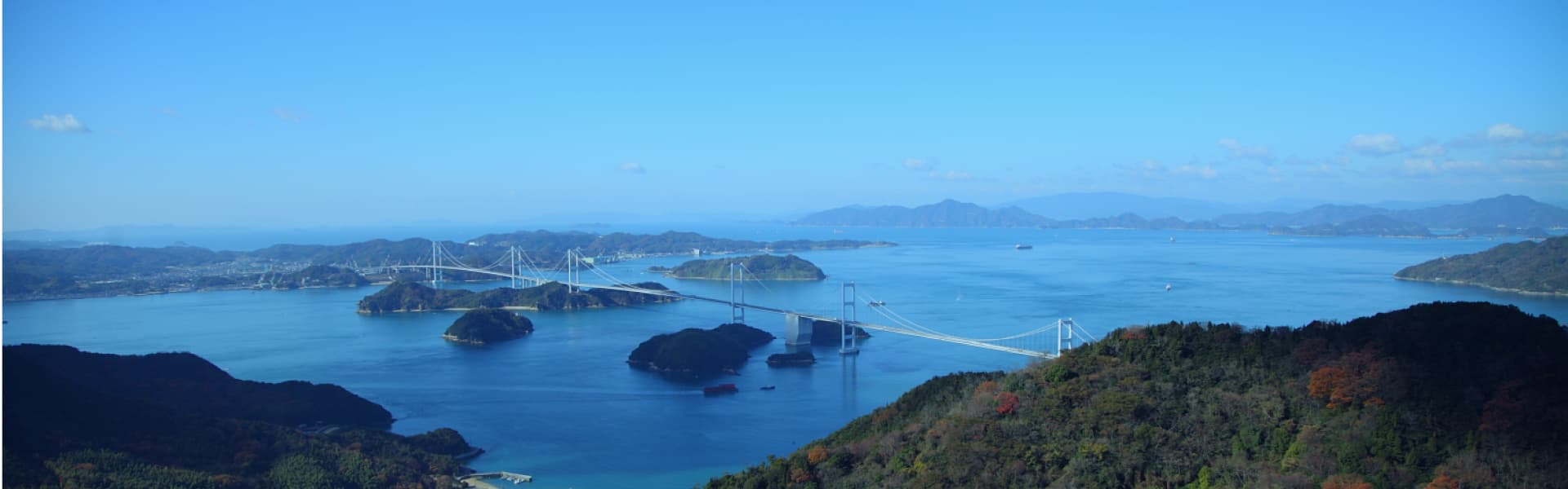 [Hiroshima-Matsuyama Setouchi / Matsuyama Tour]   Extra Edition Journey from Hiroshima to Matsuyama   —    Enjoy Hiroshima's tourist spots and the Seto Inland Sea, by land or sea.