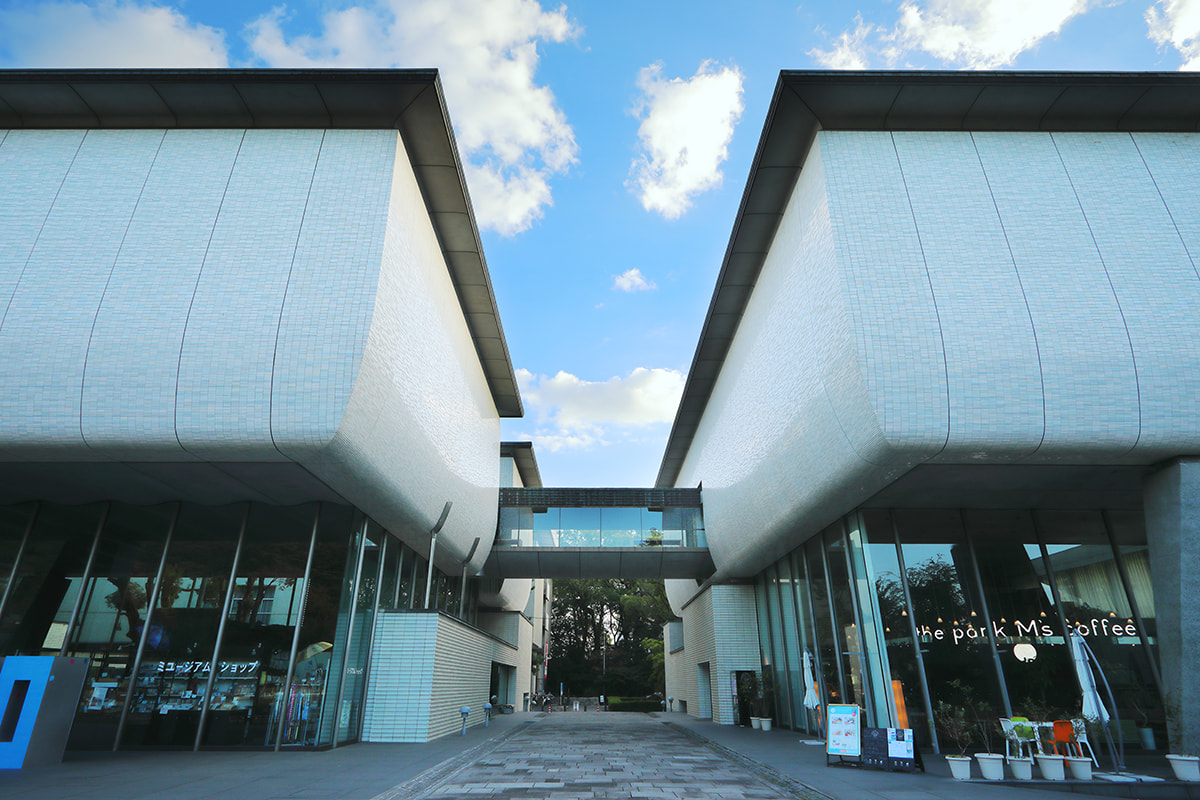 The Museum of Art, Ehime